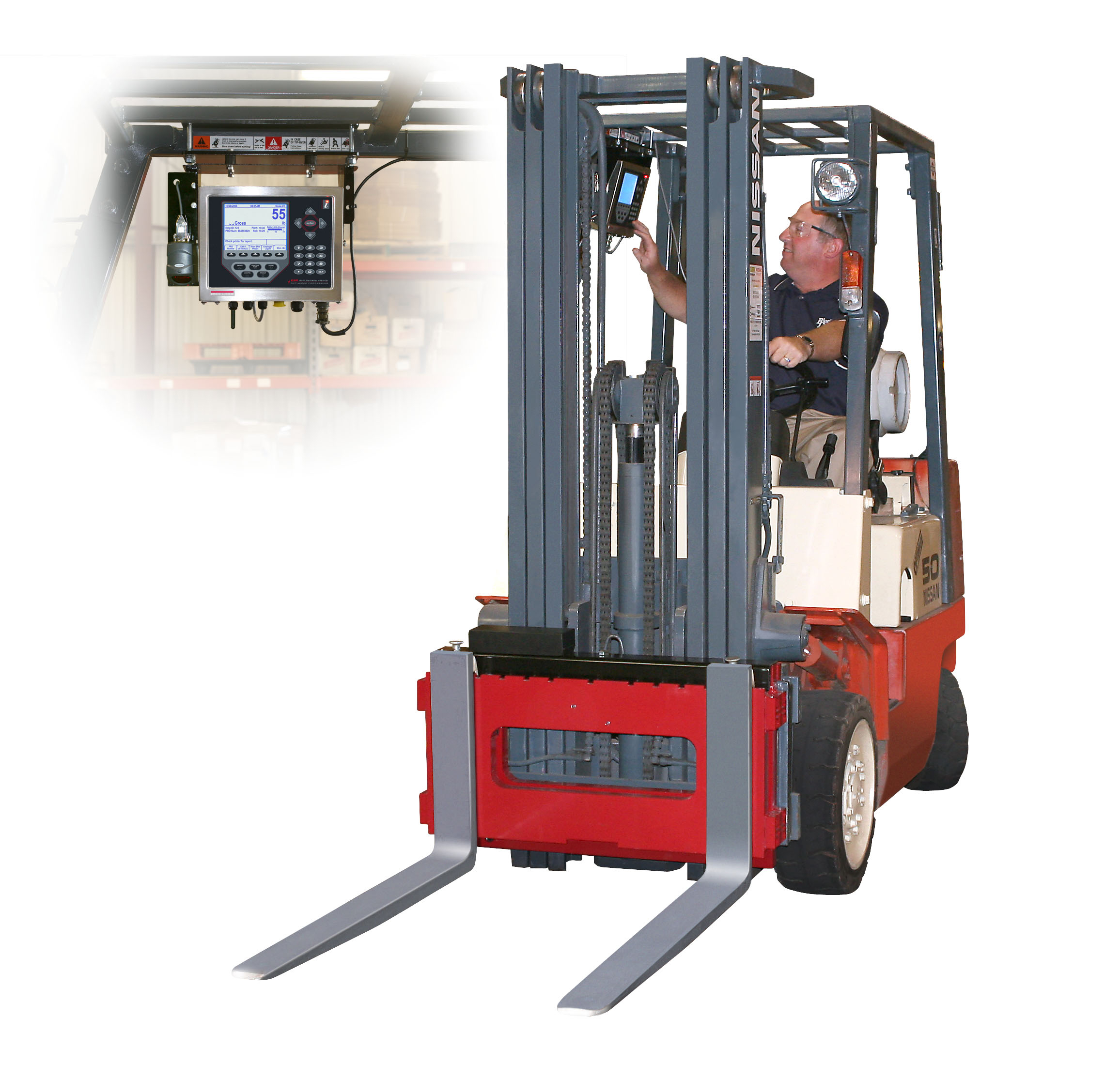 Lift Truck Scales