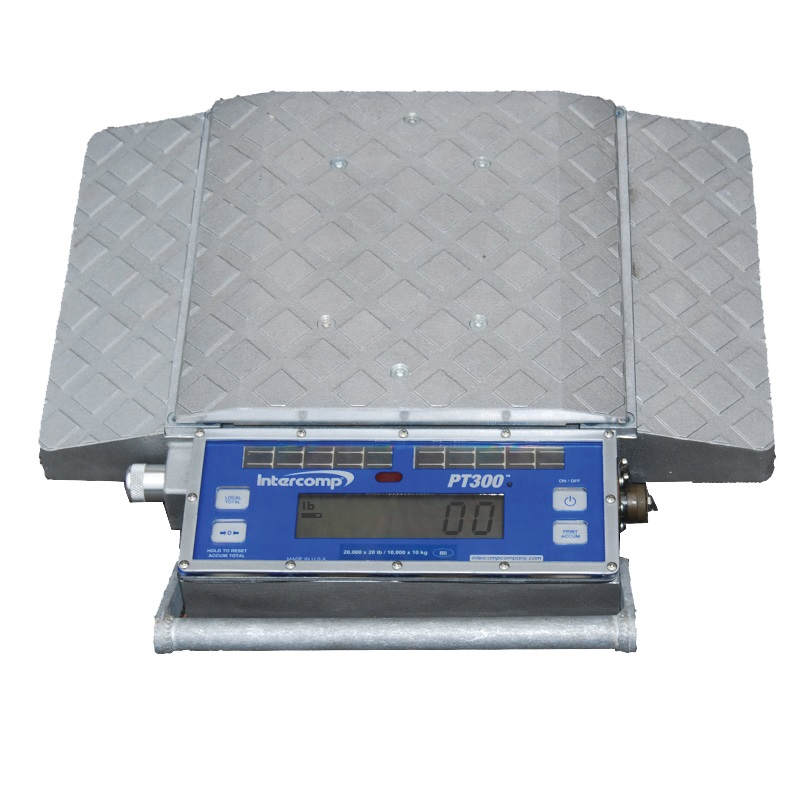 Wheel Load Scales